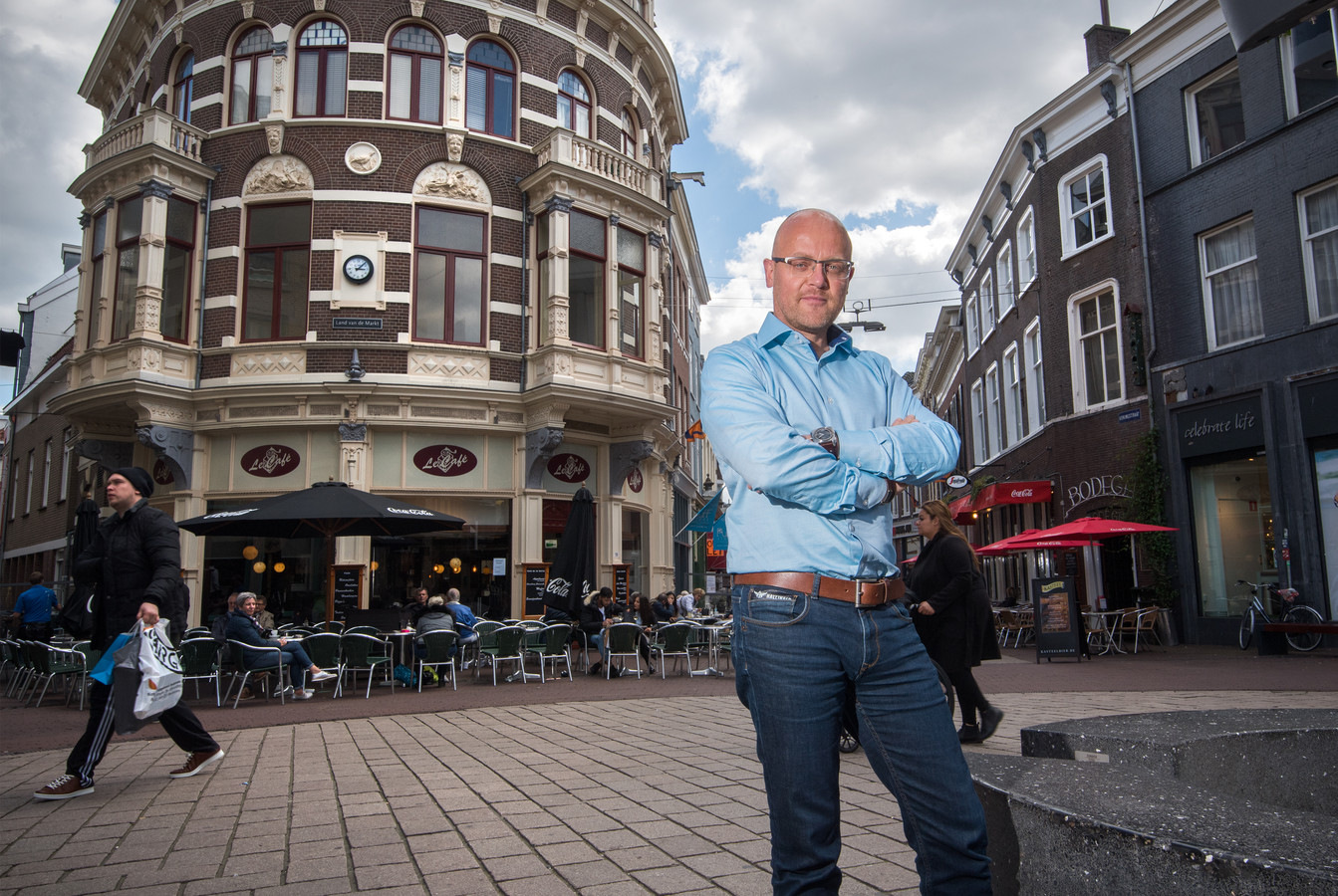 Marc Bosboom: ,,Mijn liefde voor Arnhem begon op de Bosbouwschool in Velp.''