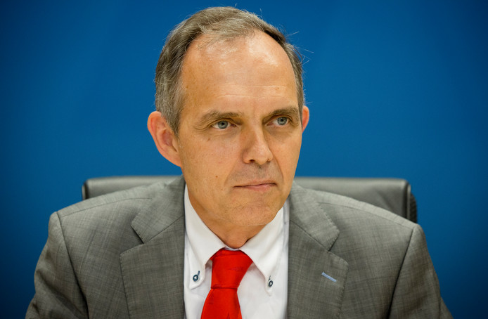 Paulus Jansen, directeur van de Woonbond.