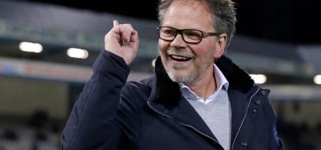 Henk de Jong: 'Met Cambuur terug naar de eredivisie'