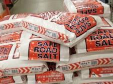 Run op winterse producten in de bouwmarkten: van strooizout tot sneeuwschuivers