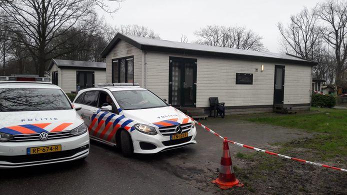 De politie weet uit ervaring dat mobiele bandieten zich graag schuil houden in vakantieparken, om vanuit daar onopvallend te kunnen opereren. Foto ter illustratie.