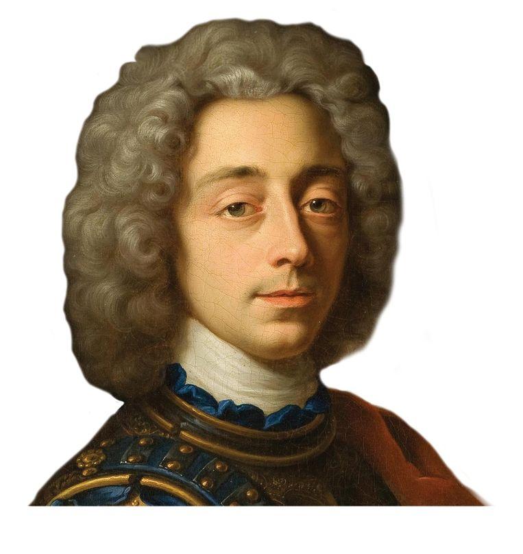 Graaf Unico Wilhelm van Wassenaer Obdam. Een Hollandse edelman, en hij kon nog componeren ook. Beeld
