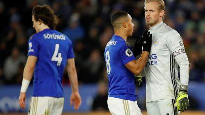 """Leicester-coach stelt vormpeil Tielemans in vraag en zet hem op de bank: """"Youri is geen robot"""""""