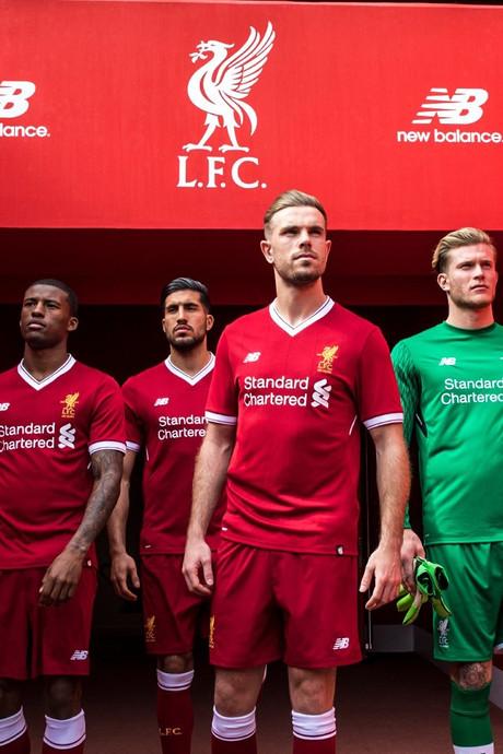 Fans lovend over jubileumshirt Liverpool