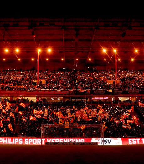 Alle 28.000 PSV-seizoenkaarten voor komend seizoen verkocht