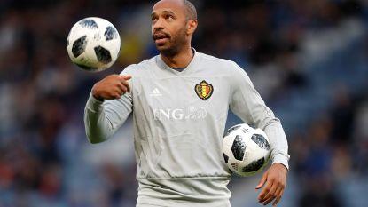 """Waarom Henry nog steeds rondloopt bij Rode Duivels: """"Hij wou vijf transfers en vetorecht bij Bordeaux"""", nieuwe sterke man ontkent"""