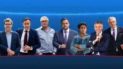"""Antwerpse lijsttrekkers blikken terug op bikkelharde verkiezingsstrijd: """"Veel slagen onder de gordel"""""""