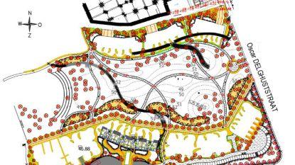 Aanleg van tweede deel park in De Stadstuin kan beginnen