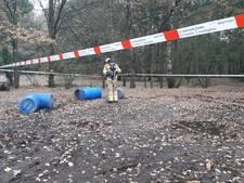 In Gelderland al vaker drugsafval gedumpt dan vorig jaar; 'geen verschuiving vanuit Brabant'