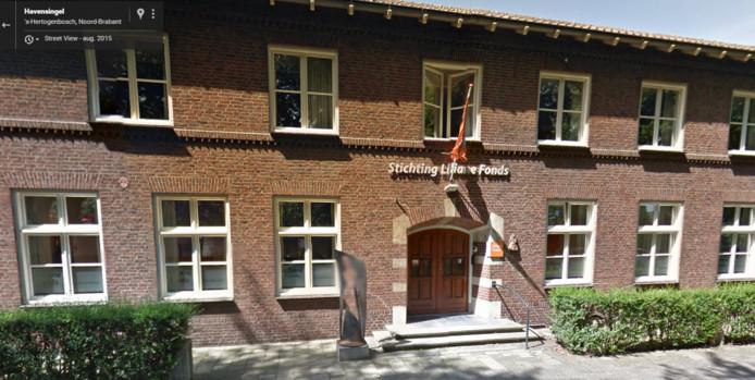 De vestiging van Stichting Liliane Fonds aan de Havensingel in Den Bosch