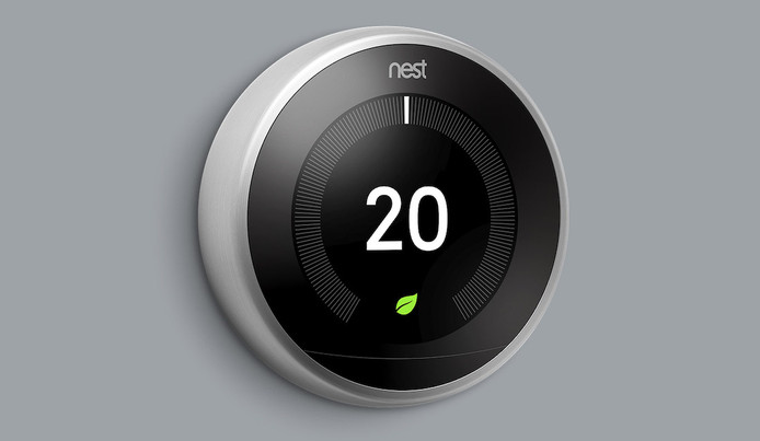 Nest-thermostaat.