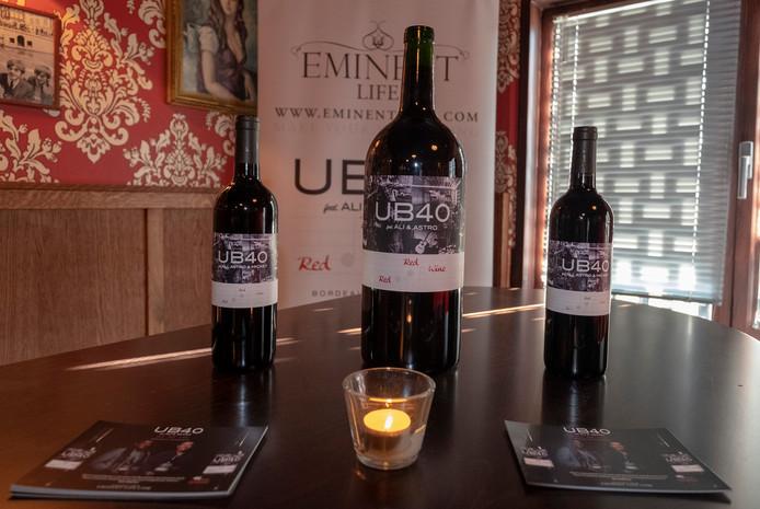 Red Red Wine proeverij in de Ziggodome Amsterdam