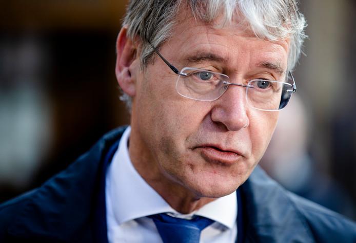 Minister Arie Slob