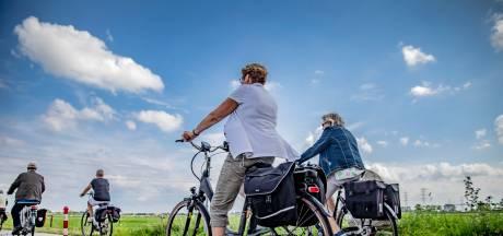 Op leeftijd maar wel veilig op de fiets