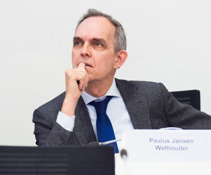 Paulus Jansen in zijn vorige functie als wethouder in Utrecht pleit nu als directeur van De Woonbond voor eerlijke verduurzaming.