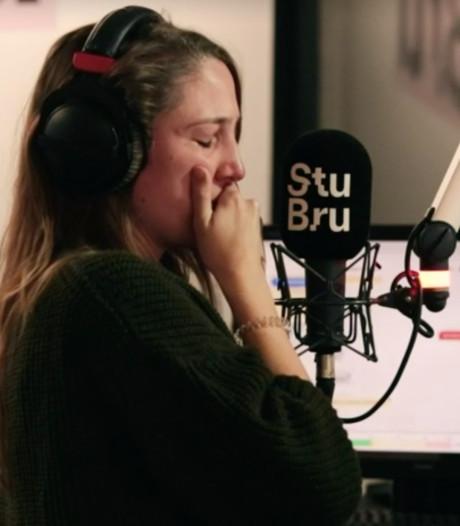 The Voice van Vlaanderen-kandidaat ontroert met lied voor overleden zoontje