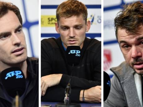 Murray, Goffin, Wawrinka: le tournoi d'Anvers accueille ses stars
