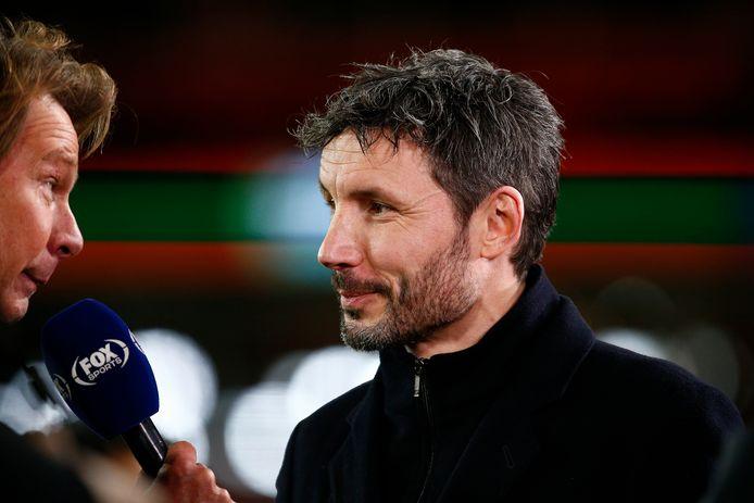 Mark van Bommel in de week voor zijn ontslag bij PSV, in een interview voor een thuisduel met Fortuna Sittard.