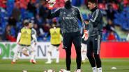 Zidane zet Courtois weer op de bank