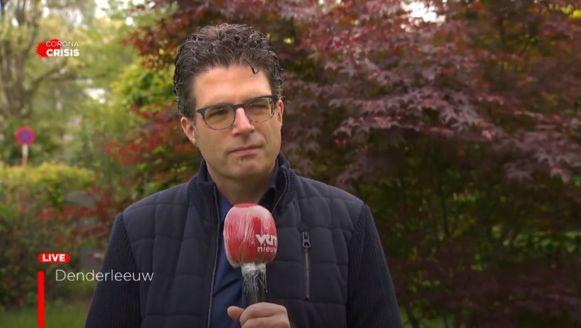 Viroloog Steven Van Gucht