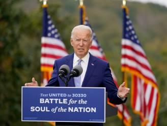 """Joe Biden is """"goed nieuws"""" in strijd tegen klimaatverandering"""