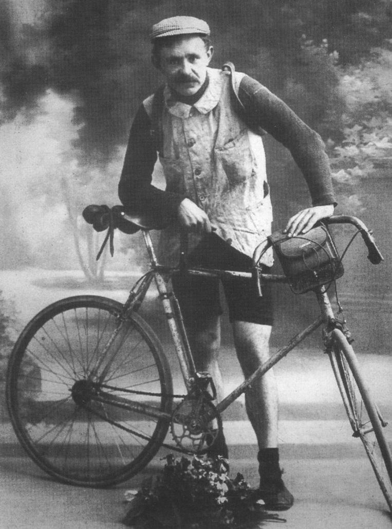 Henri 'Ritten' Van Lerberghe.