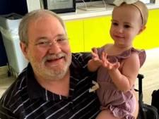 Le grand-père qui a fait tomber sa petite-fille d'un paquebot plaide coupable d'homicide involontaire