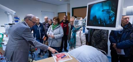 Ontluikende liefde tussen Lelystad en ziekenhuis St Jansdal