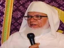 Bekende imam Khalil el Moumni  (79) overleden aan corona