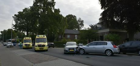 Zuiderzeestraatweg korte tijd afgesloten na aanrijding in Doornspijk