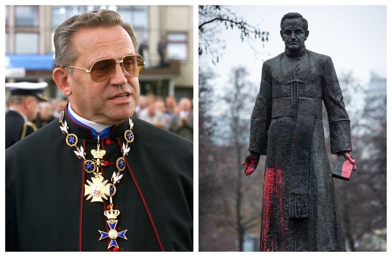 De omstreden Poolse priester Jankowski
