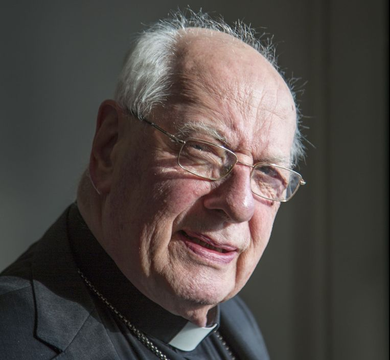Kardinaal Simonis Beeld Werry Crone