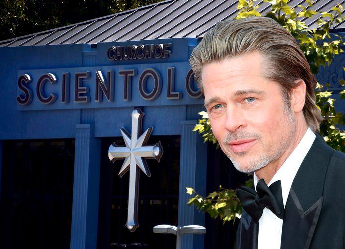 Brad Pitt volgde enkele jaren cursussen bij Scientology