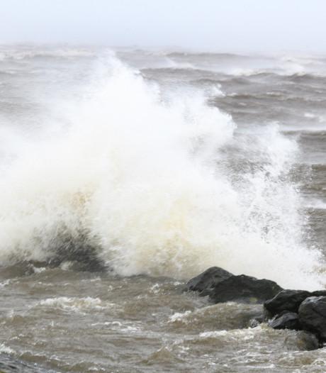 Ciara is overgewaaid, maar de windstoten blijven: KNMI geeft code geel voor Flevoland en Drenthe