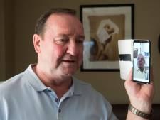 Dolf leeft al 25 jaar op nier van halfbroer Frans, maar vanwege corona helaas geen feestje