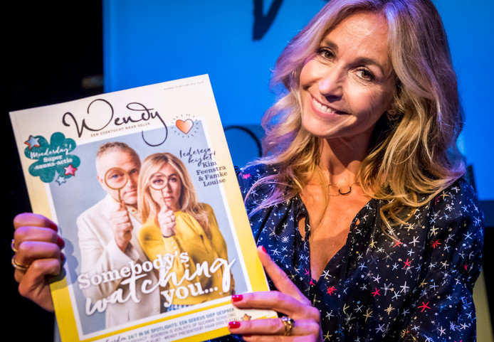 Het magazine Wendy van Wendy van Dijk houdt na vijf jaar op te bestaan.