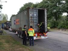 Geparkeerde trailer langs A2 bij Liempde blijkt gestolen