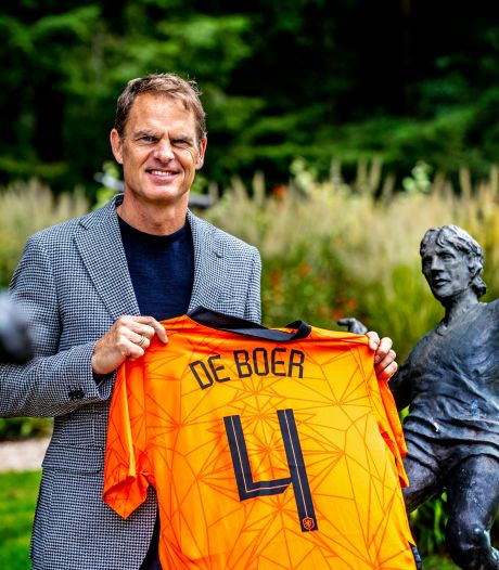 De Boer over talenten bij Oranje: 'In de breedte beter dan selectie van WK 2010'