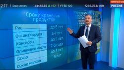 """Russische zender geeft tips voor WOIII: """"Sla water op in plaats van snoep"""""""
