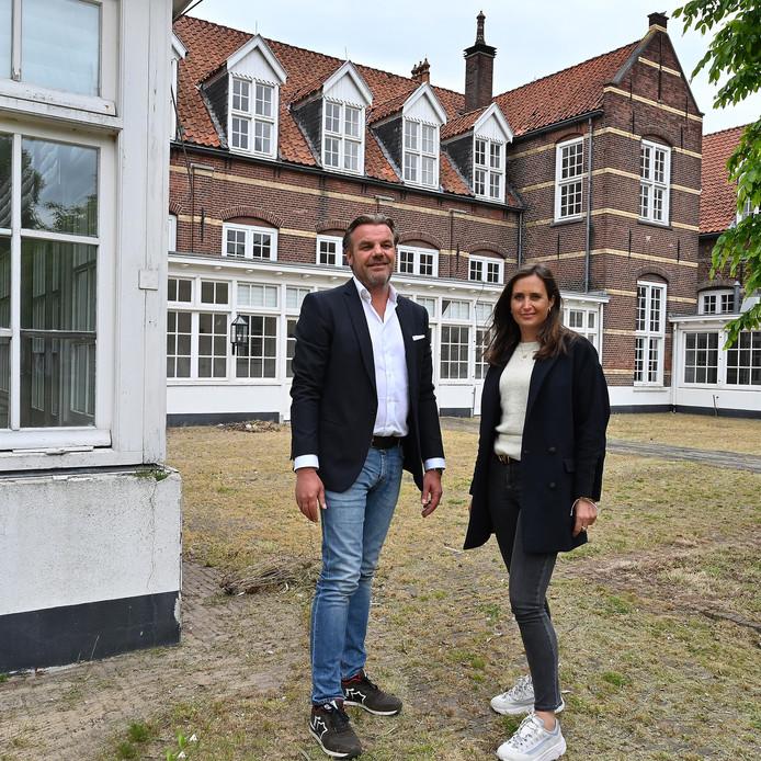 Aard Keijser en Lonneke van der Weyden zijn de drijvende krachten achter het bedrijf Keijser&Co.