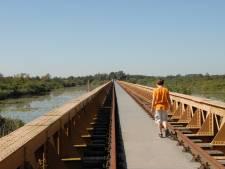 Flinke onderhoudsbeurt voor Moerputtenbrug