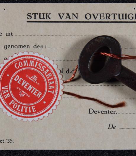 Deventer sleutel leidt naar CPN-kopman in de Tweede Wereldoorlog