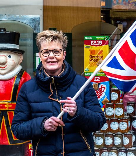 Zorgen over de Brexit? Die heeft eigenaresse Engelse delicatessewinkel in Utrecht niet