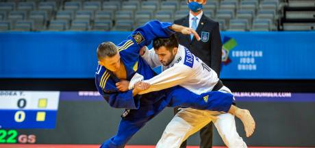 Geen succes TeamNL op eerste dag EK judo