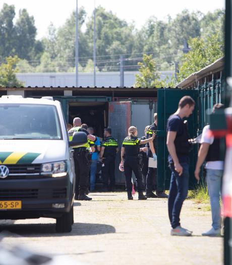 'Criminele' opslagboxen in Utrecht hoeven nog niet weg