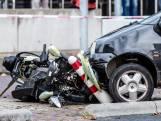 Automobilist rijdt bewust in op scooter in Terborg en vlucht