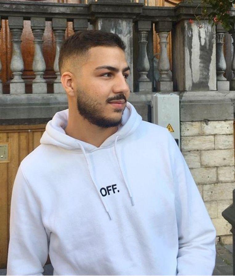 Imad M'himdat (student): 'Toen er een gsm was gestolen op school, dacht iedereen dat ik het was. Tot op vandaag!' Beeld
