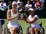 De Groot wint na enkelspel ook dubbelspel op Wimbledon