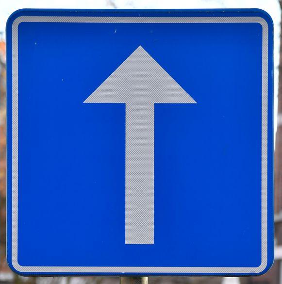 Het verkeer komende van de Expresweg kan de Ooigemstraat inrijden. Het verkeer dat van Ooigem komt, wordt omgeleid via de Vierlindenstraat en de Expresweg.