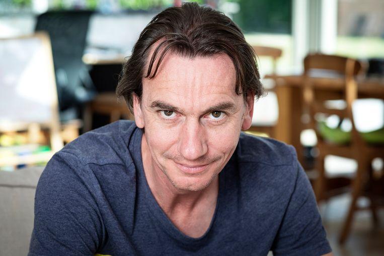 Bert Gabriëls staat vrijdagavond in CC Den Blank in Overijse.